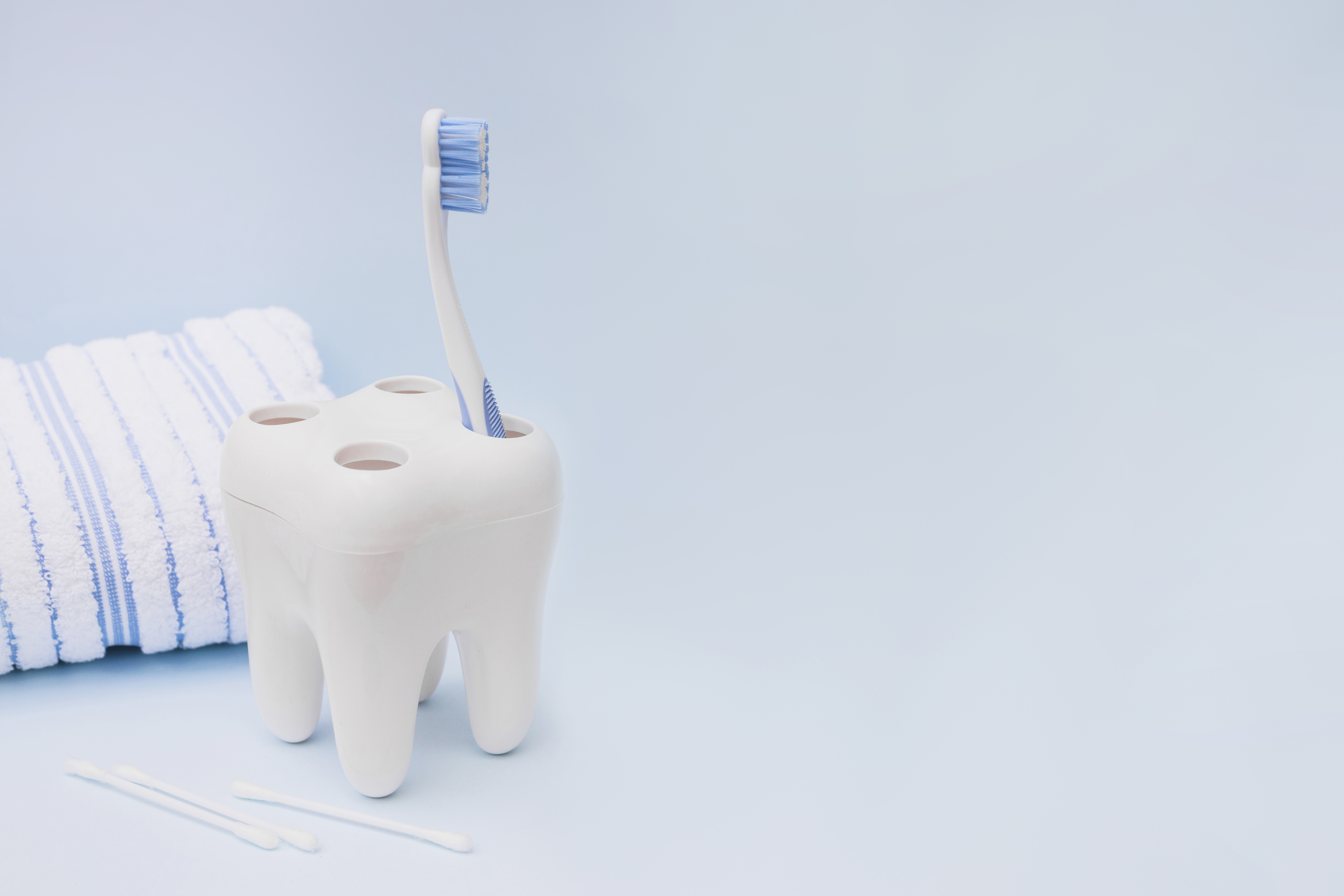 In Frederick, MD, Triston Jimenez and Darien Fitzgerald Learned About Oral Care Tips